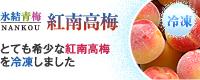 冷凍青梅(紅南高梅)販売・通販