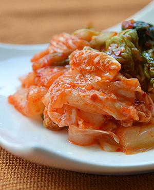 国産野菜を使った安全でおいしい白菜キムチ